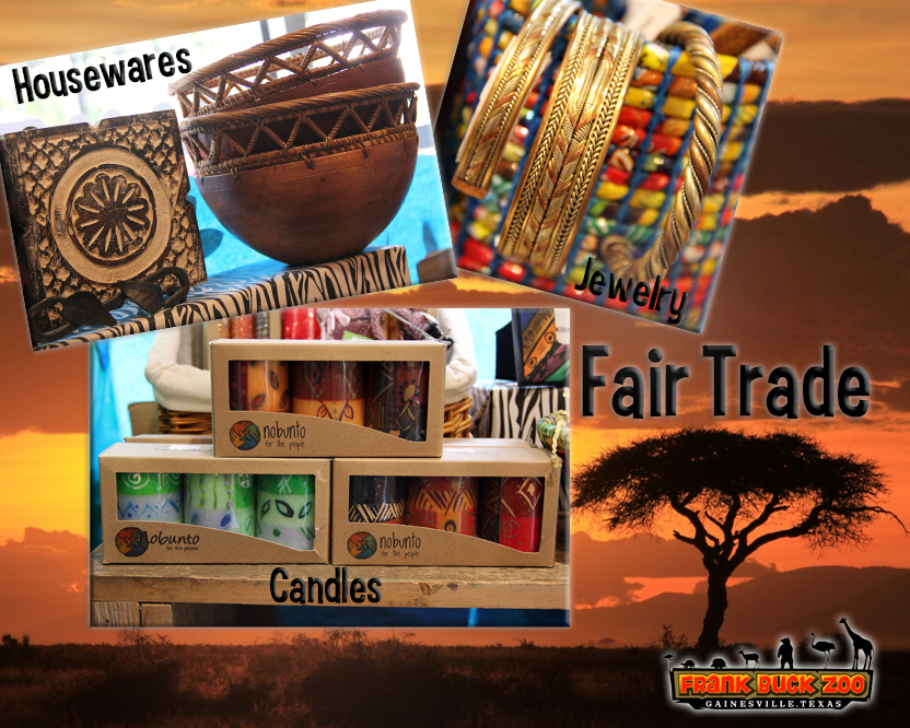 Fair Trade Collage