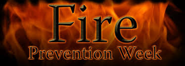 Fire Prevention Week Banner
