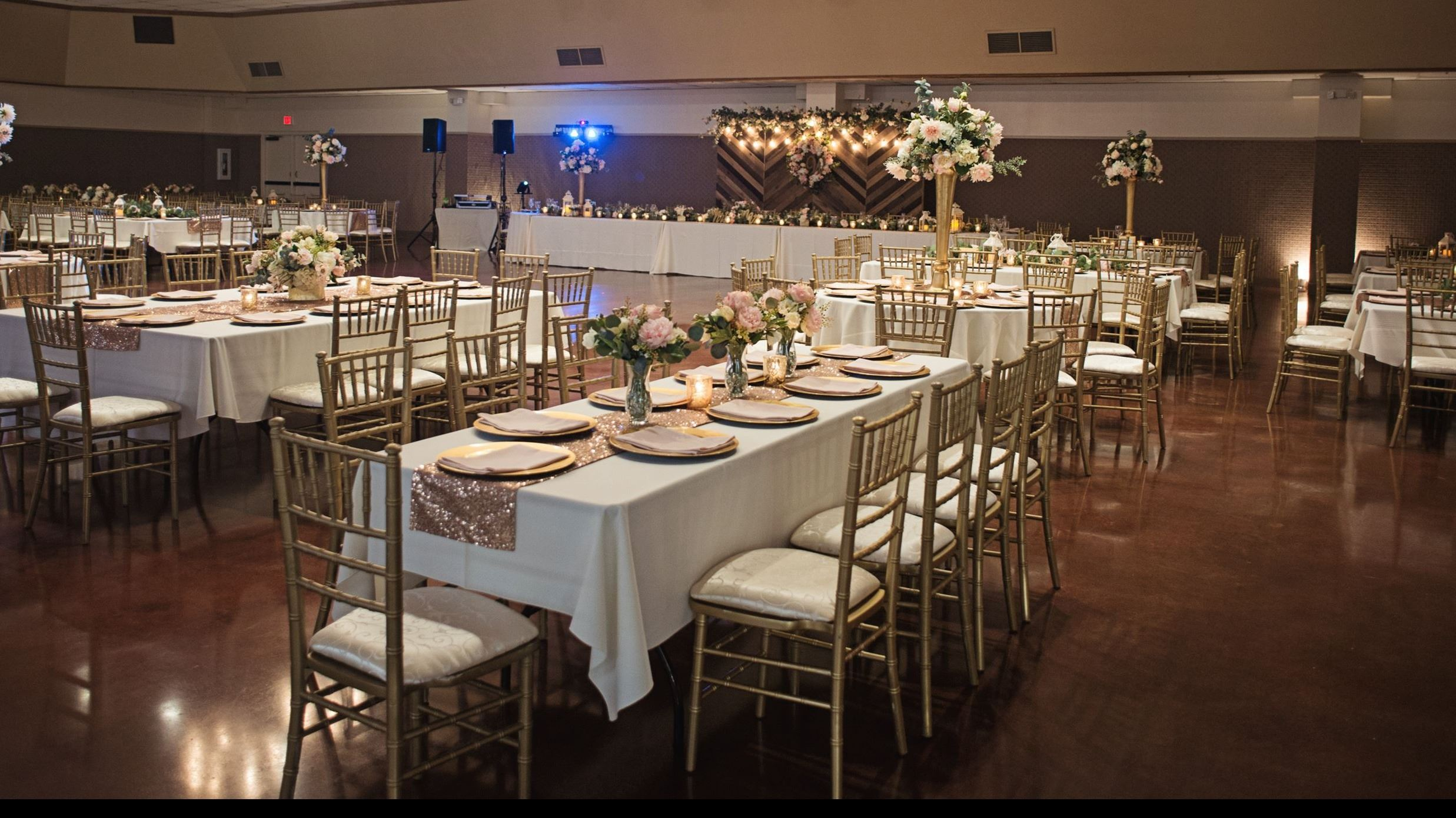 Wedding Reception by Miranda Marrs Photography
