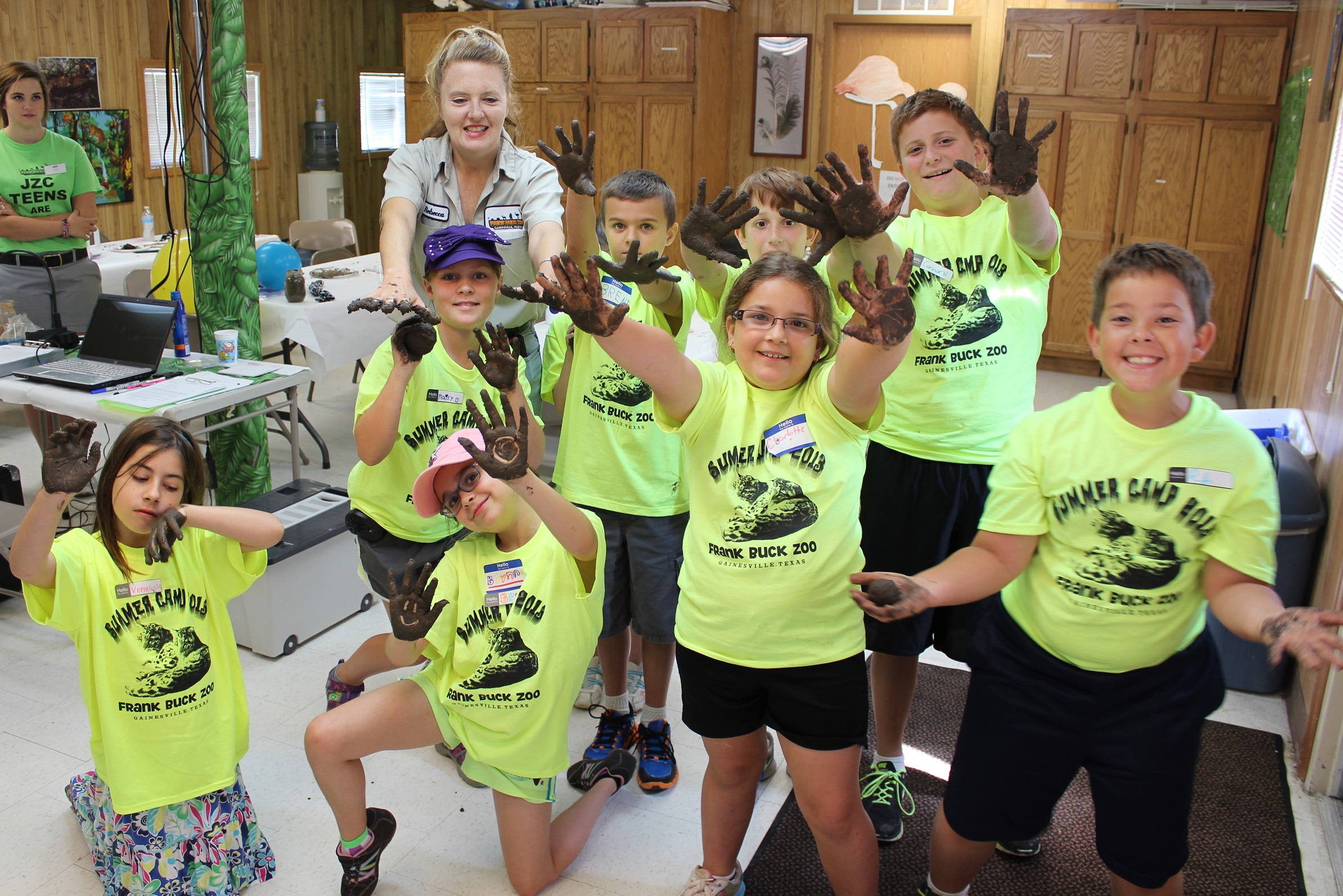 Summer Safari Day Camp