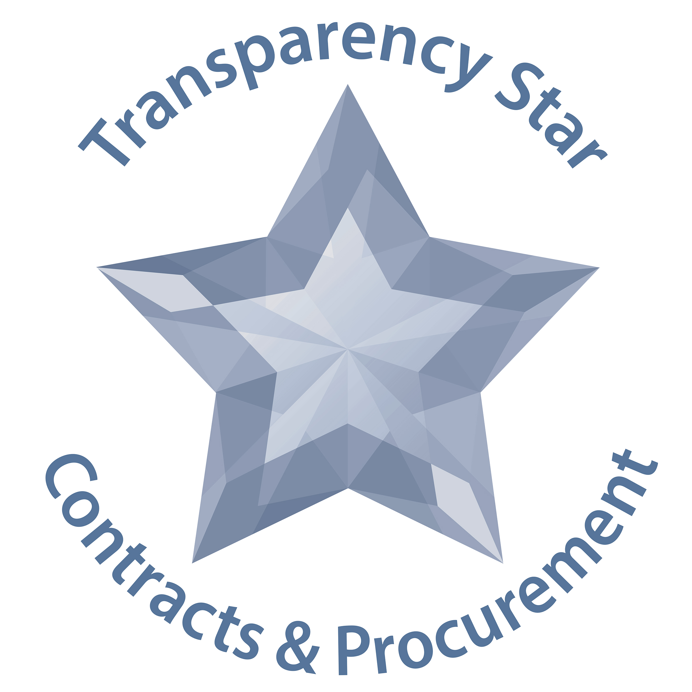Transparency Star Traditional Finances Logo